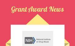 New NIDA K23 Grant