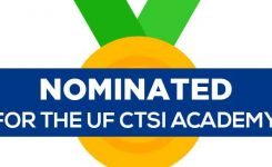Dr. Ennis nominated for the CTSI Academy