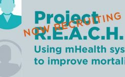 Recruitment for Project REACH